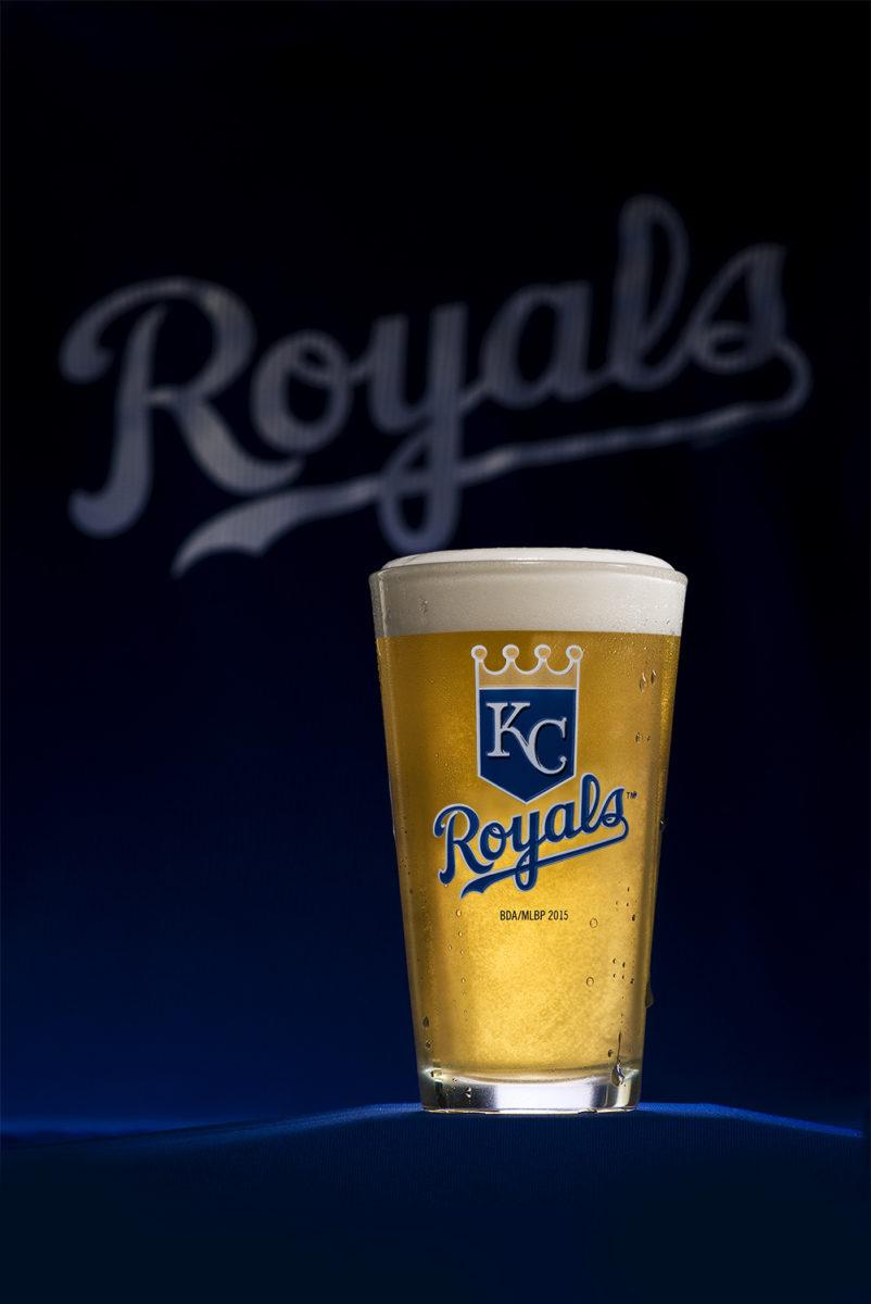 KC Royals beer poster