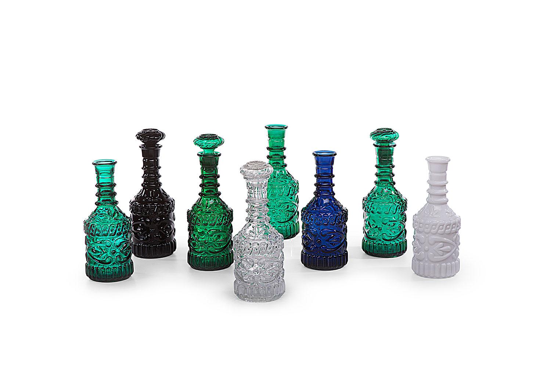 Jim Beam bottles