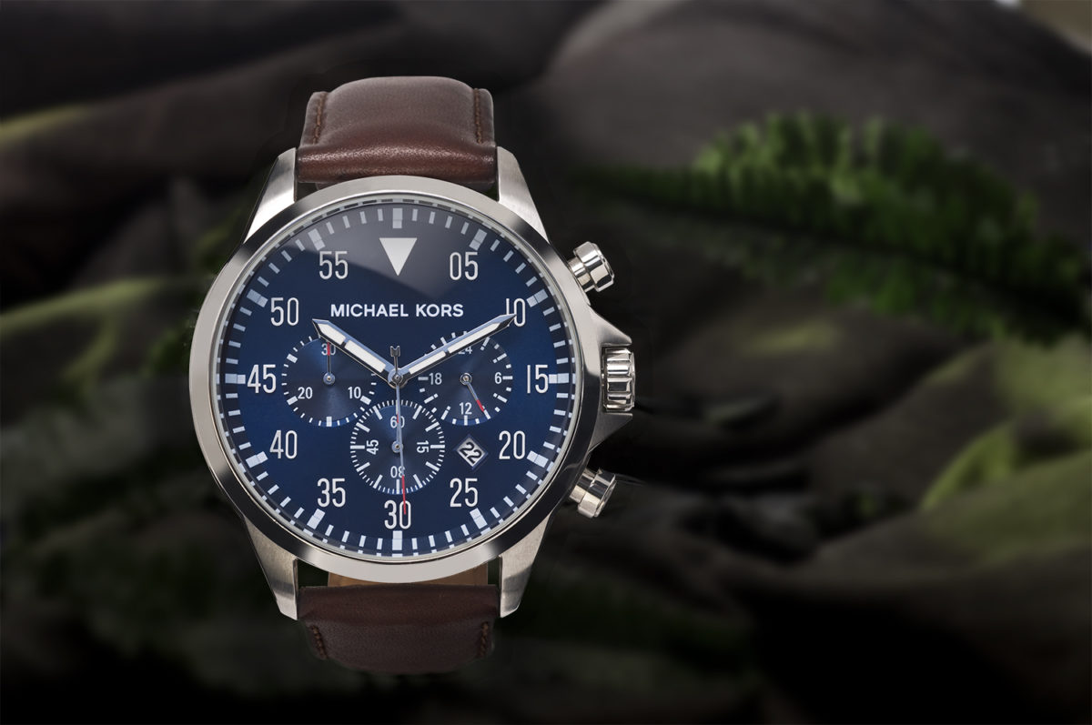 Michael Kors analog watch