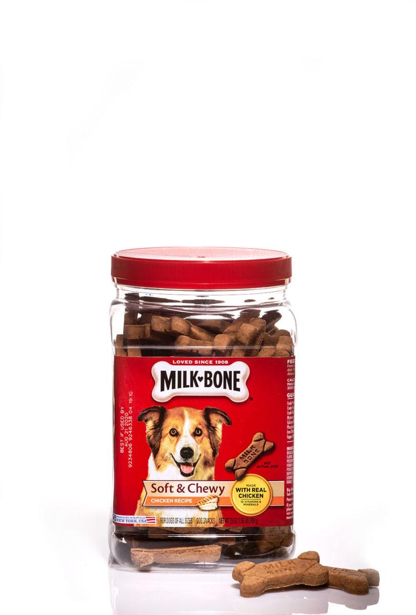 Milk-Bone Soft & Chewy dog bones