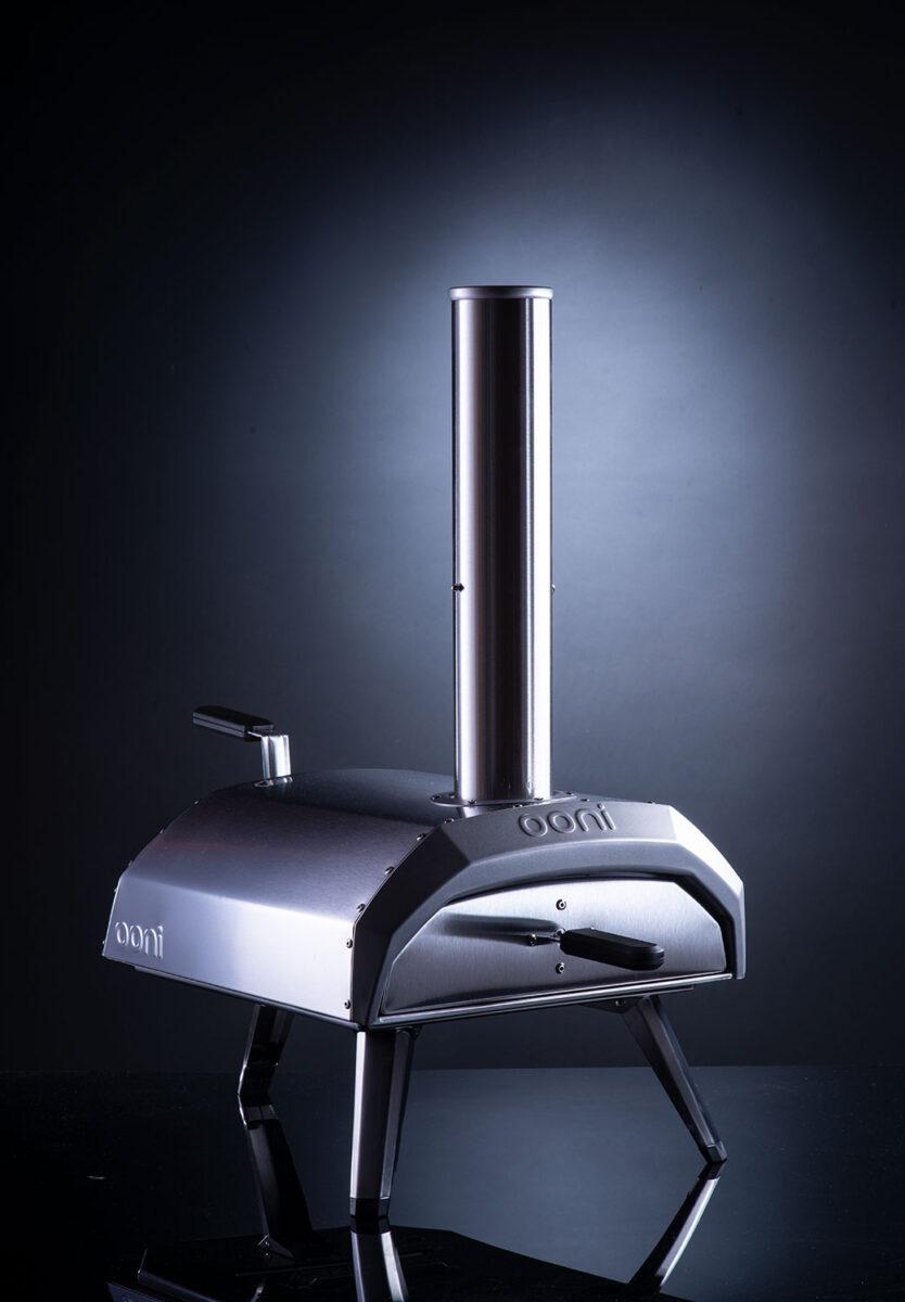 Stainless steel OONI Karu Pizza Oven